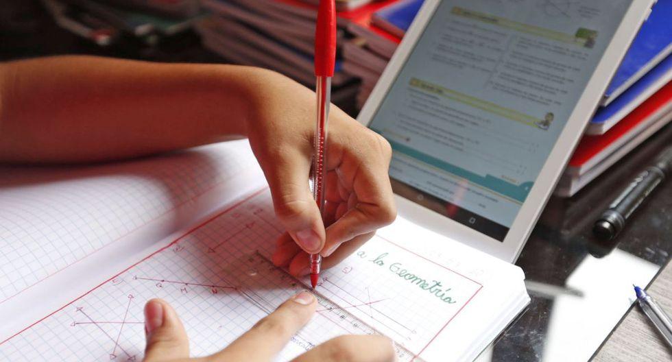 La página cuenta con plataformas educativas, bibliotecas digitales, aplicativos educativos, de comunicación, de edición y diseño, así como el contenido pedagógico respectivo (Foto: Andina)