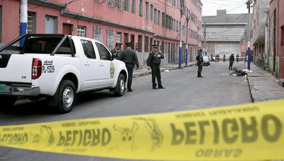 Bellavista: menores de 12 y 14 años quedan heridos en balacera