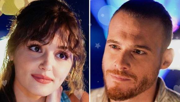 """Así se ven Eda y Serkan Bolat en la segunda temporada de """"Love Is in the Air"""" (Foto: MF Yapım)"""