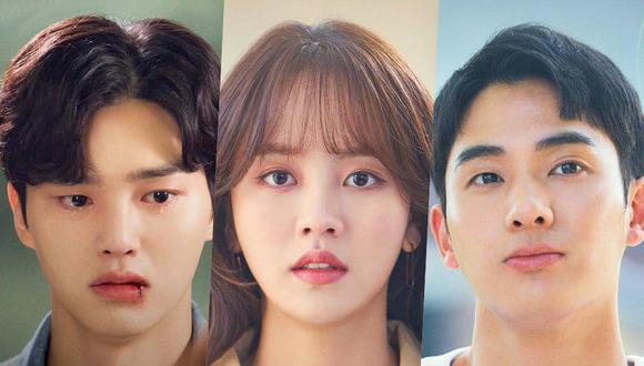 """""""Love Alarm"""" está basada en el webtoon de la escritora Chon Kye-young, (Foto: Netflix)"""