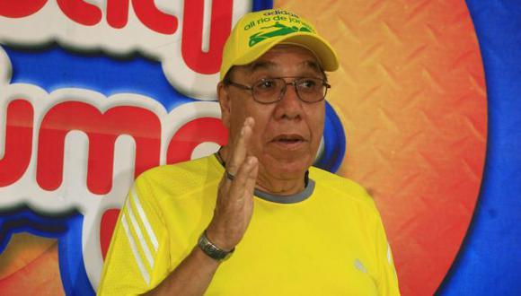 Gordo Casaretto fue distinguido por el Ministerio de Cultura