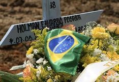 Brasil se acerca a los 10 millones de casos de coronavirus tras registrar 56.766 nuevos contagios