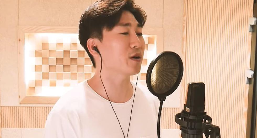 Cantante coreano hizo un cover de la canción 'Perdóname' de Camilo Sesto y causó sensación en redes sociales | Foto: YouTube / JJun coreano