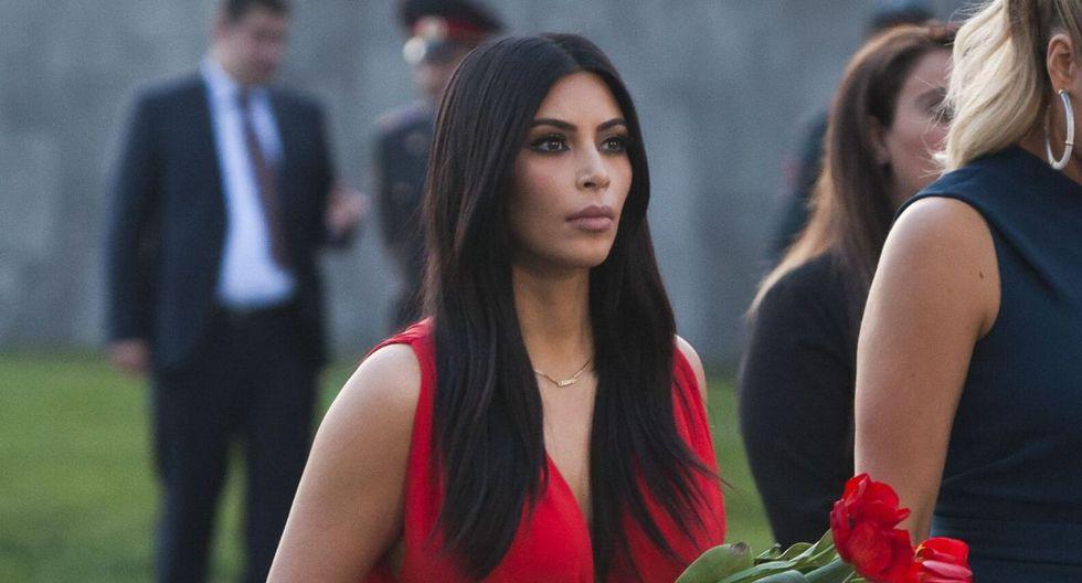Kim Kardashian nació el 21 de octubre de 1980. (AP)