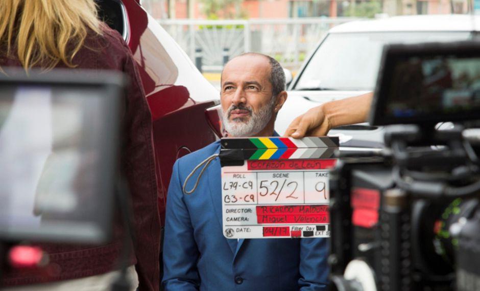 """""""El gran León"""" reune a Carlos Alcántara con Ricardo Maldonado, director de """"Asu Mare"""". (Foto: Difusión)"""