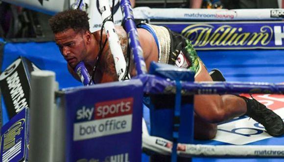 YouTube: el nocaut más salvaje que dejó a un boxeador 'dormido' en las cuerdas. (Foto: AFP)