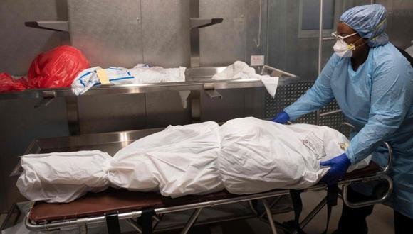 Coronavirus en Estados Unidos | Últimas noticias | Último minuto: reporte de infectados y muertos hoy, domingo 28 de marzo del 2021 | Covid-19. (Foto: AFP / ANDREW CABALLERO-REYNOLDS).