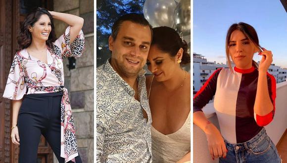 """Aneth Acosta decidió celebrar su boda en una reunión íntima llena de amigos y su madrina """"Chabelita"""" Pantoja. (Instagram: @anethstyle / @isapantojam)."""
