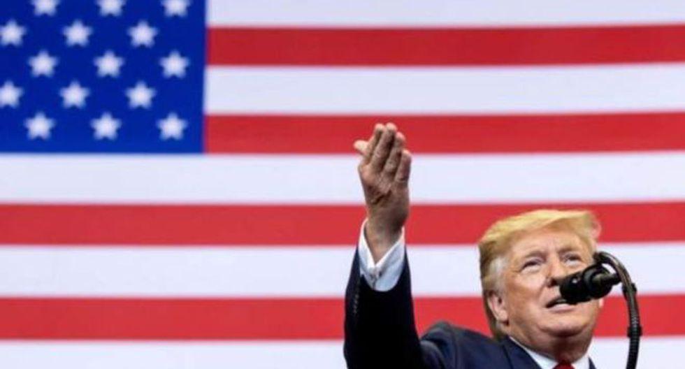 Trump cree que la fortaleza del dólar daña la competitividad de las empresas estadounidenses. (Foto: AFP)