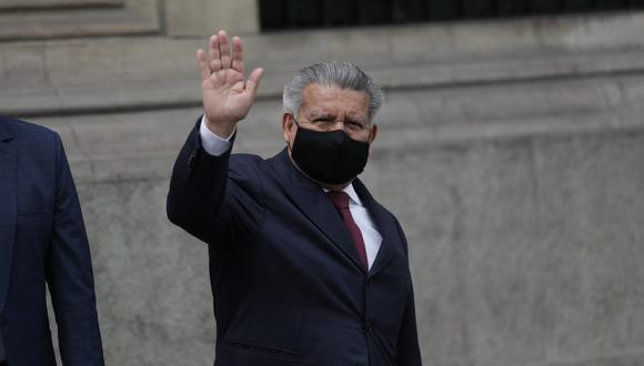 César Acuña encabeza la lista presidencial de Alianza para el Progreso. ( Foto: Anthony Niño de Guzmán)