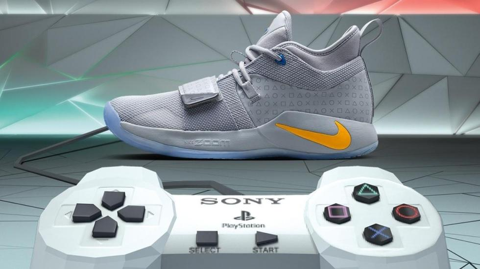 Nike PG 2.5 x PlayStation Colorway. (Foto: Difusión)