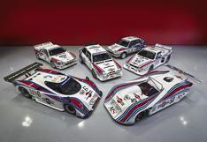 Lancia Martini: histórica colección de autos de competencia sale a la venta | FOTOS