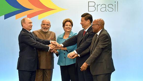 Brics anuncian creación de un banco y un fondo de inversión