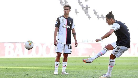 Cristiano Ronaldo llegó a Juventus luego de jugar nueve años en Real Madrid. (Foto: EFE)