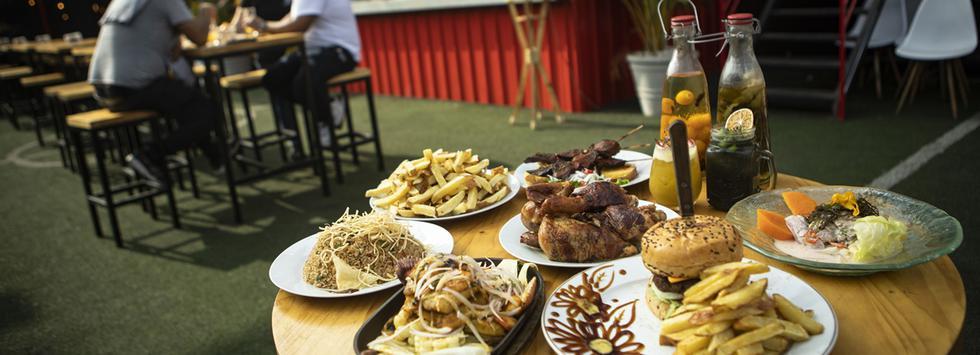 Conoce el primer patio gastronómico de San Juan de Lurigancho