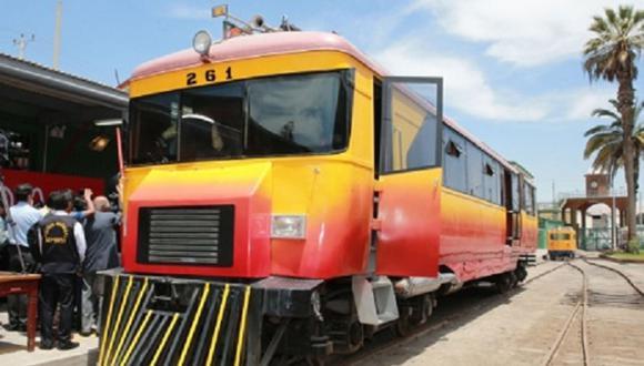 La Administración del ferrocarril Tacna y Arica informó que los servicios se han suspendido por un plazo de 15 días.