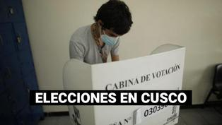 Elecciones 2021: Así se vive la jornada electoral en Cusco