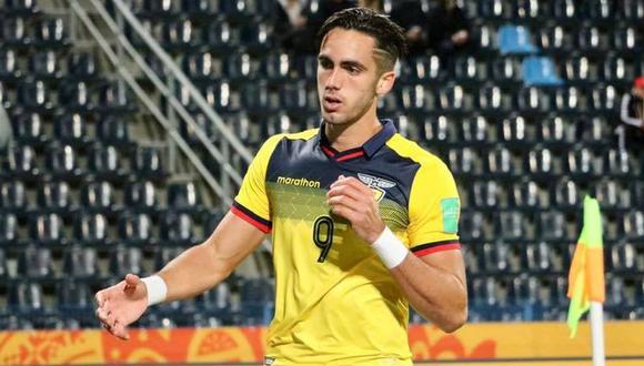 Ecuador vs. Perú: Leonardo Campana podría ser titular en el compromiso amistoso por fecha FIFA. (Facebook: @fefecuador)