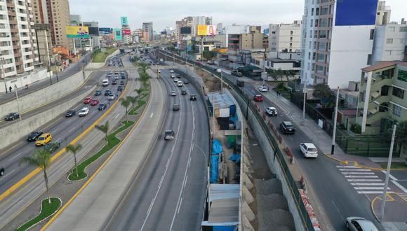 La Municipalidad de Lima señaló que durante el periodo de intervención se colocará un cerco metálico y la señalización respectiva. (Difusión)