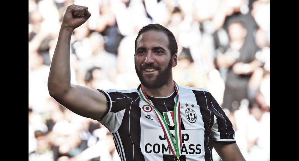 2. Gonzalo Higuaín. Juventus le pagó 90 millones de euros al Napoli por el fichaje del argentino la temporada pasada.