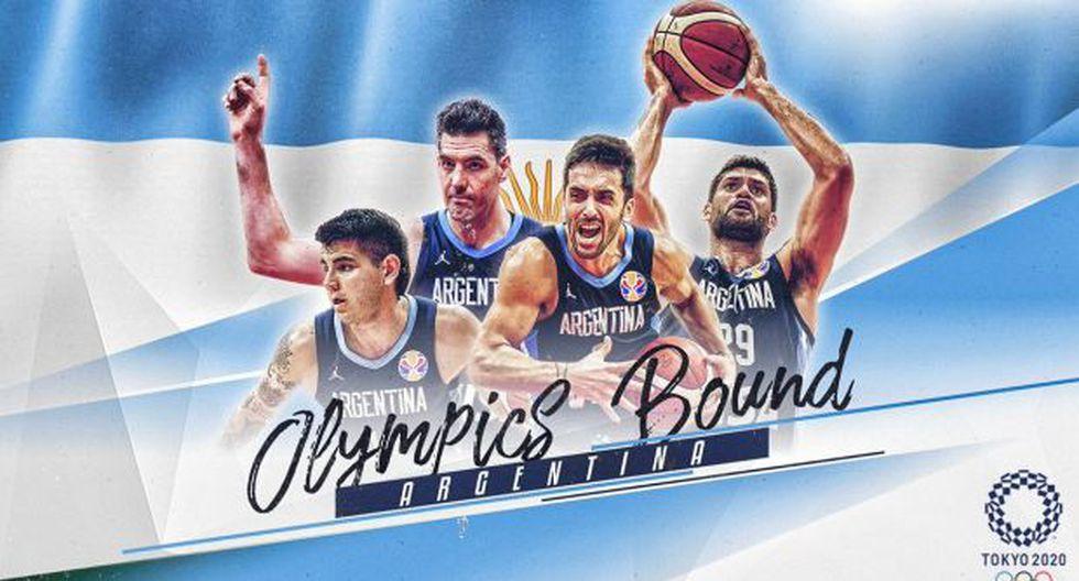 Selección argentina de básquet fue felicitada por la FIBA. (Foto: FIBA)