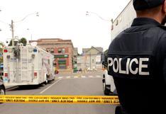 Canadá: Tiroteo en Toronto deja tres muertos