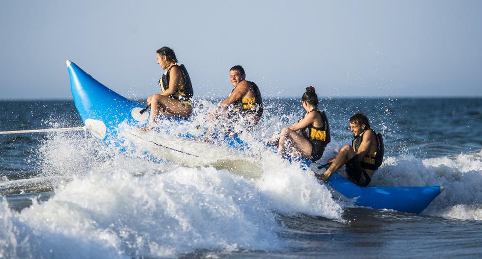 Las playas del norte figuran entre los atractivos que serán preferidos durante estas fiestas, según el estudio de Attach. [Foto: Ian Tevo / Archivo El Comercio].