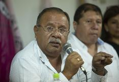 JNE confirma vacancia de Constantino Galarza en el cargo de vicegobernador regional del Callao