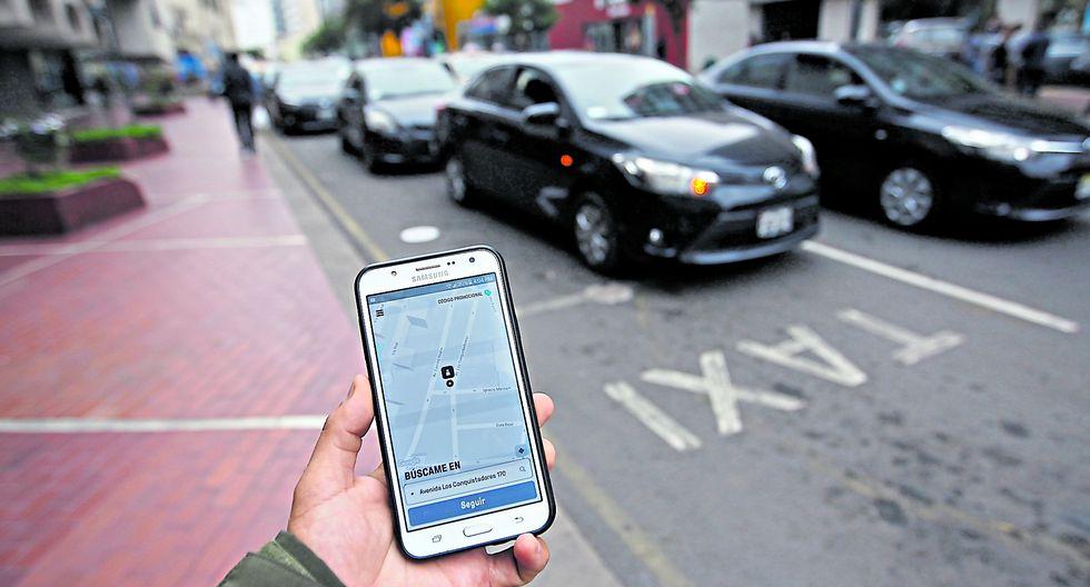 Las iniciativas del Congreso no solo amenazan a las aplicaciones para pedir conductores, sino a otras apps basadas en la economía colaborativa.