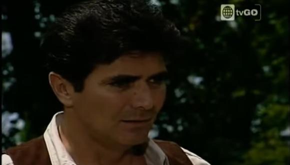 Renato Santibáñez era el padre de Sergio, un hombre adinerado que hace pasar varias humillaciones a Marimar (Foto: Televisa)