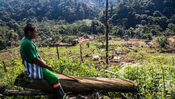 Imagen principal: Las comunidades asháninkas se ven desprotegidas frente al crecimiento de la producción de cocaína en el VRAEM y el fortalecimiento de Sendero Luminoso. Foto:Federico Cisneros.