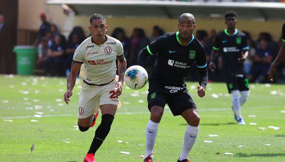 Mientras la 'U' de Gregorio Pérez arrancó bien la temporada, Alianza Lima tuvo que prescindir de Pablo Bengoechea por los malos resultados. (Foto: Gonzalo Córdova/GEC).