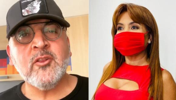 Beto Ortiz se solidariza con periodistas contagiados con coronavirus que trabajan con Magaly Medina (Foto: Instagram)