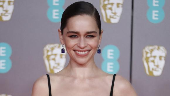"Emilia Clarke confirma su ingreso al Universo Marvel en la miniserie ""Secret Invasion"". (Foto: AFP)"