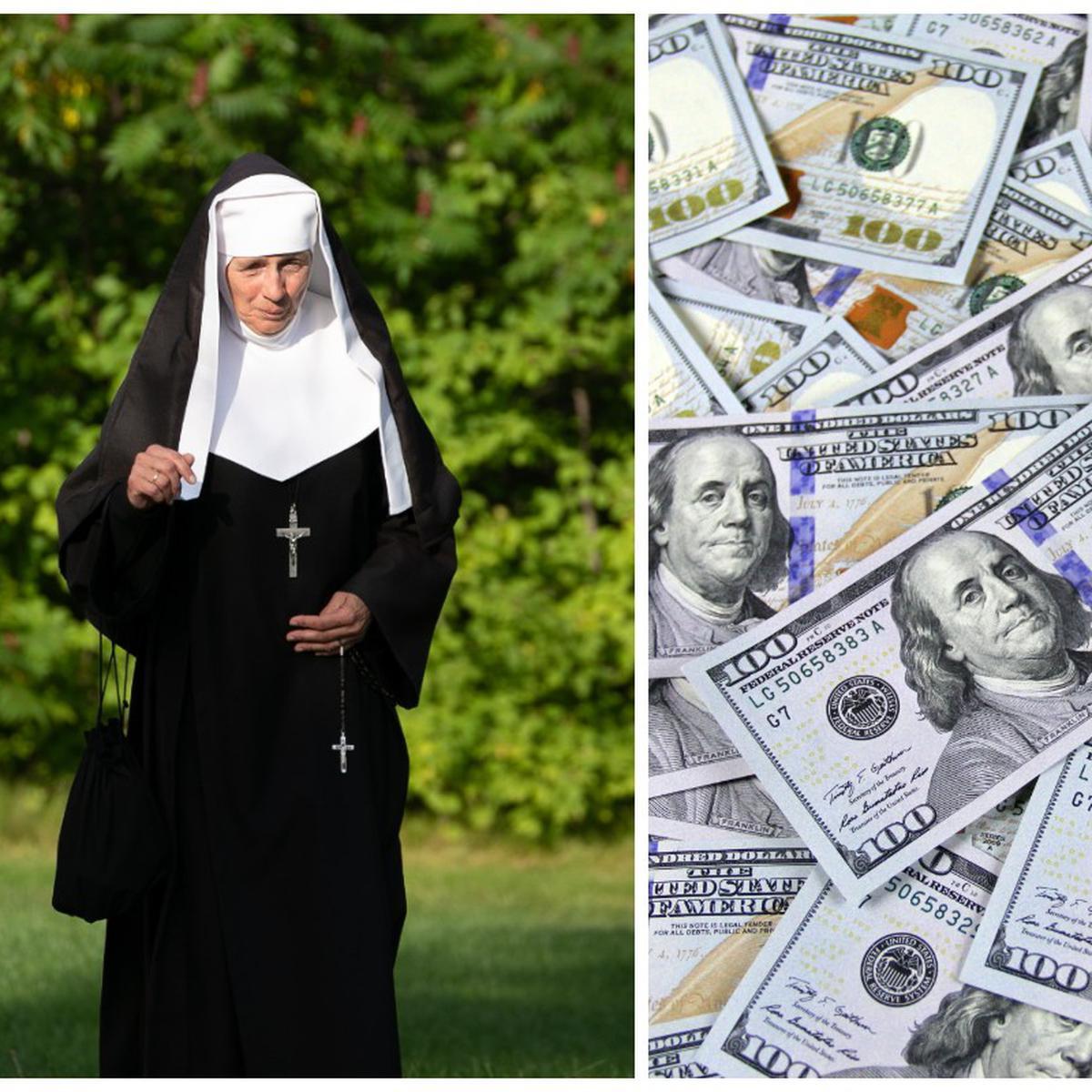 Una monja de Estados Unidos roba US$800.000 de una escuela para gastarlo en  casinos   EEUU   USA   California   nnda nnni   HISTORIAS   MAG.