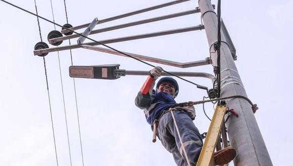 Conelsur acusa un déficit en las obras de transmisión. (Foto: GEC)