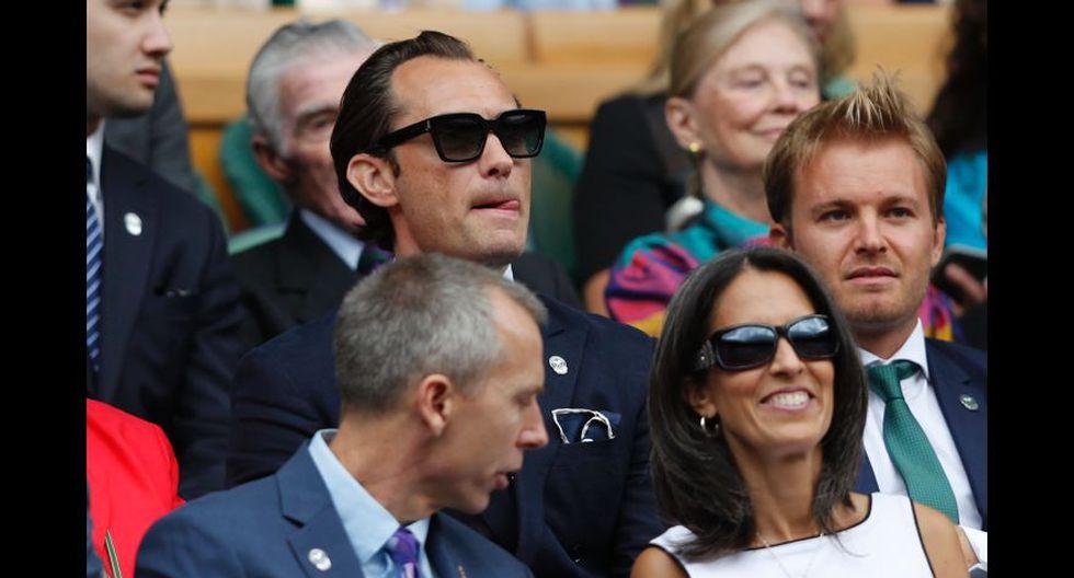 Jude Law, famoso actor de cine. (Foto: Agencias)