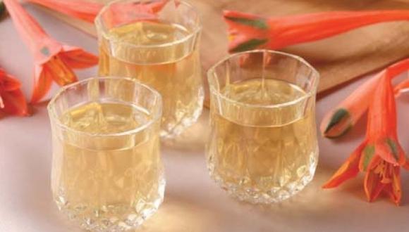 Licor de naranjas