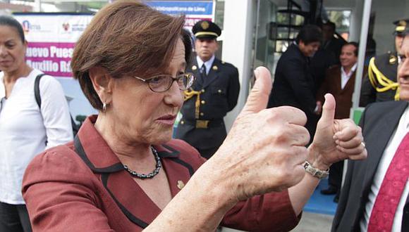 Municipalidad de Lima reiteró que no está en quiebra financiera
