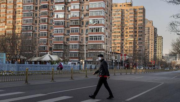 Las autoridades chinas afirman que el contagio de coronavirus en Hubei sigue dándose. (Foto: AFP)