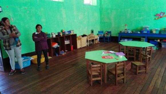 Huancayo: alumnos no asisten a colegio por presuntos maltratos de docente