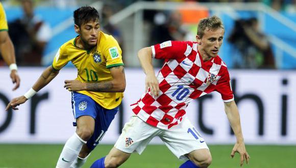 Brasil-Croacia: este es el 'top ten' de Eddie Fleischman