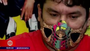 Chacalón Jr. se defiende de la denuncia en su contra por trata de personas
