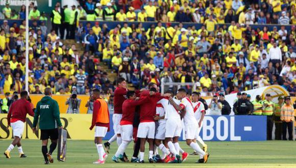 La Liga española resaltó el buen momento por el que atravisa la selección peruana. (Foto: Facebook)