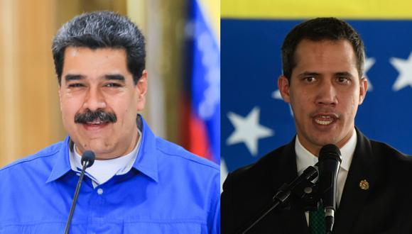Nicolás Maduro y Juan Guaidó se disputan la titularidad sobre 30 toneladas de oro de Venezuela depositadas en el Banco de Inglaterra. (AFP).