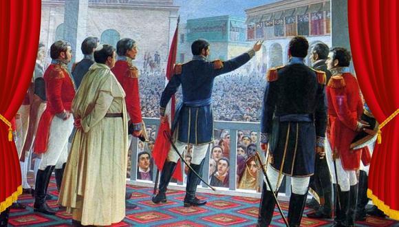 Sin 29 de diciembre de 1820 no hay 28 de julio, por Carlos Escudero Ortiz  de Zevallos | OPINION | EL COMERCIO PERÚ