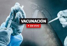 Vacunación COVID: últimas noticias y cronograma de inmunización hoy, 24 de junio