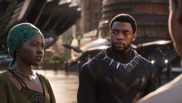 Chadwick Boseman será recordado como Black Panther, del MCU (Foto: Marvel Studios)