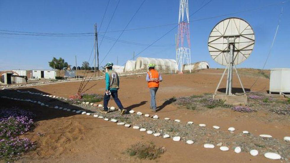 El OEFA verificó el área donde se ejecutaría el tajo La Tapada. (Foto: Minam)