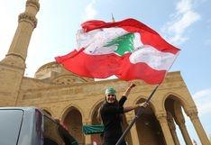 Las mujeres, al frente de las protestas que cumplen un mes en el Líbano   FOTOS